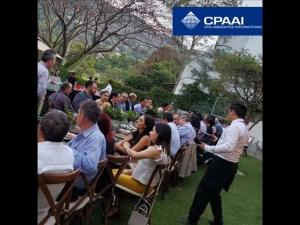 CPAAI #México – Junta Socios Directivo y Socios Guadalajara (México)